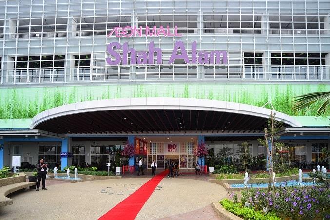 Apa yang Menarik di Aeon Mall Shah Alam